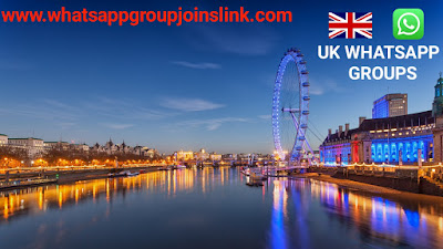 UK WhatsApp Group Joins Link