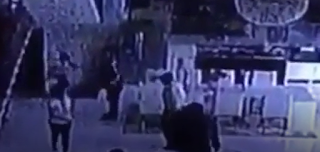 Rekaman CCTV Pembunuhan Sadis di Pulomas