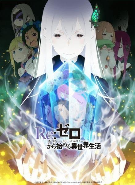 Re:Zero kara Hajimeru Isekai Seikatsu 2nd Season (ภาค2) ตอนที่ 1-13+SP ซับไทย ** จบแล้ว **  [ อนิเมะ 2 ชั่วโมงต่อ 1 Part ]