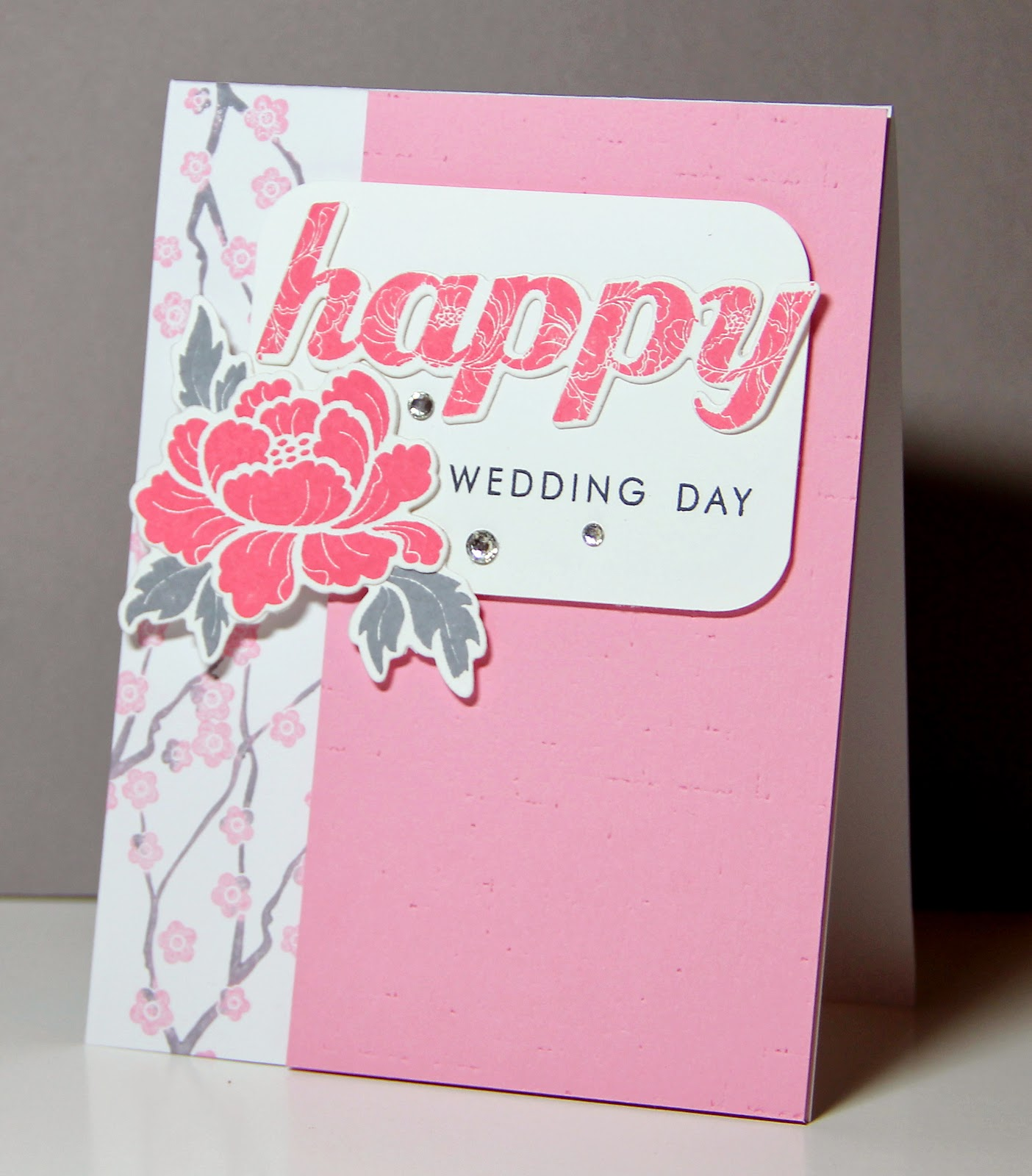 funny 'happy wedding day!' card 'toasting prosecco' by the ... |Happy Wedding Day