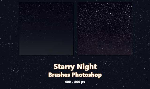 brush star photoshop