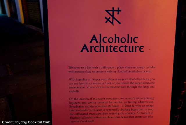 Alcoholic Architecture Breathe Responsibly Cocktail Experience Review