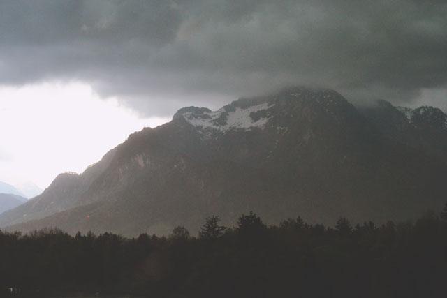 Salzburg Untersburg storm