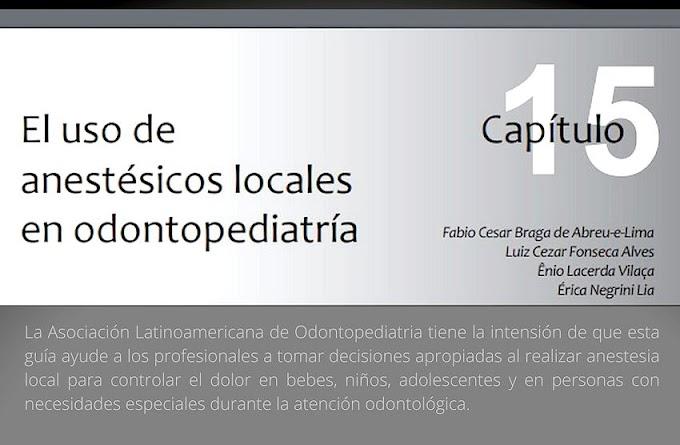 LIBROS DE ODONTOLOGÍA: El uso de anestésicos locales en Odontopediatría