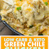 Low Carb & Keto Green Chile Chicken