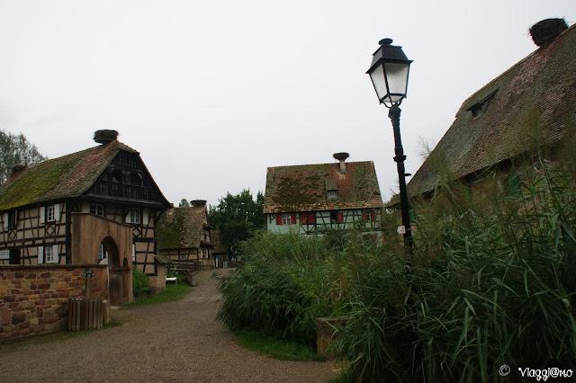 Ecomuseo d'Alsazia in Camper