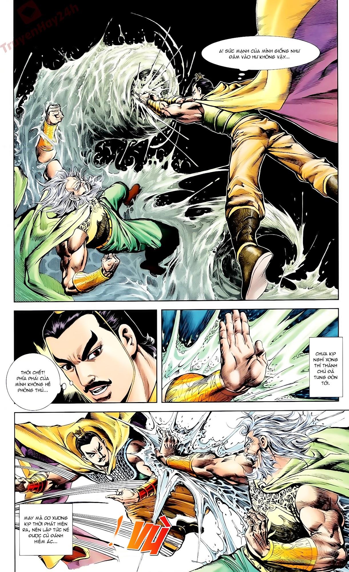 Cơ Phát Khai Chu Bản chapter 61 trang 3
