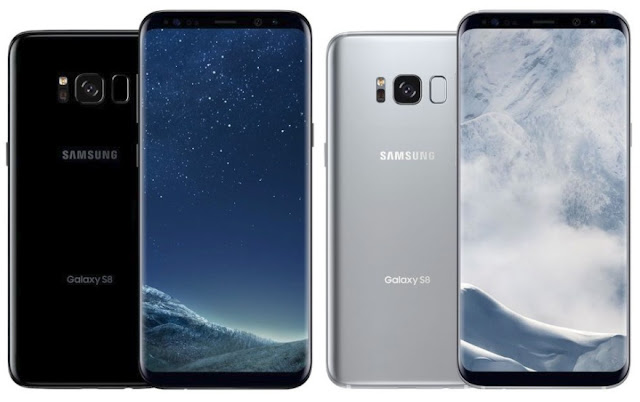 Android Oreo 8.0 Update for Samsung Galaxy S8