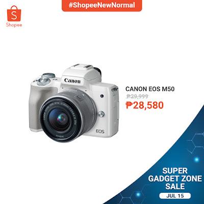 Canon Camera Shopee