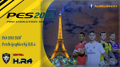 PES 2013 New Patch Graphics By H.R.4