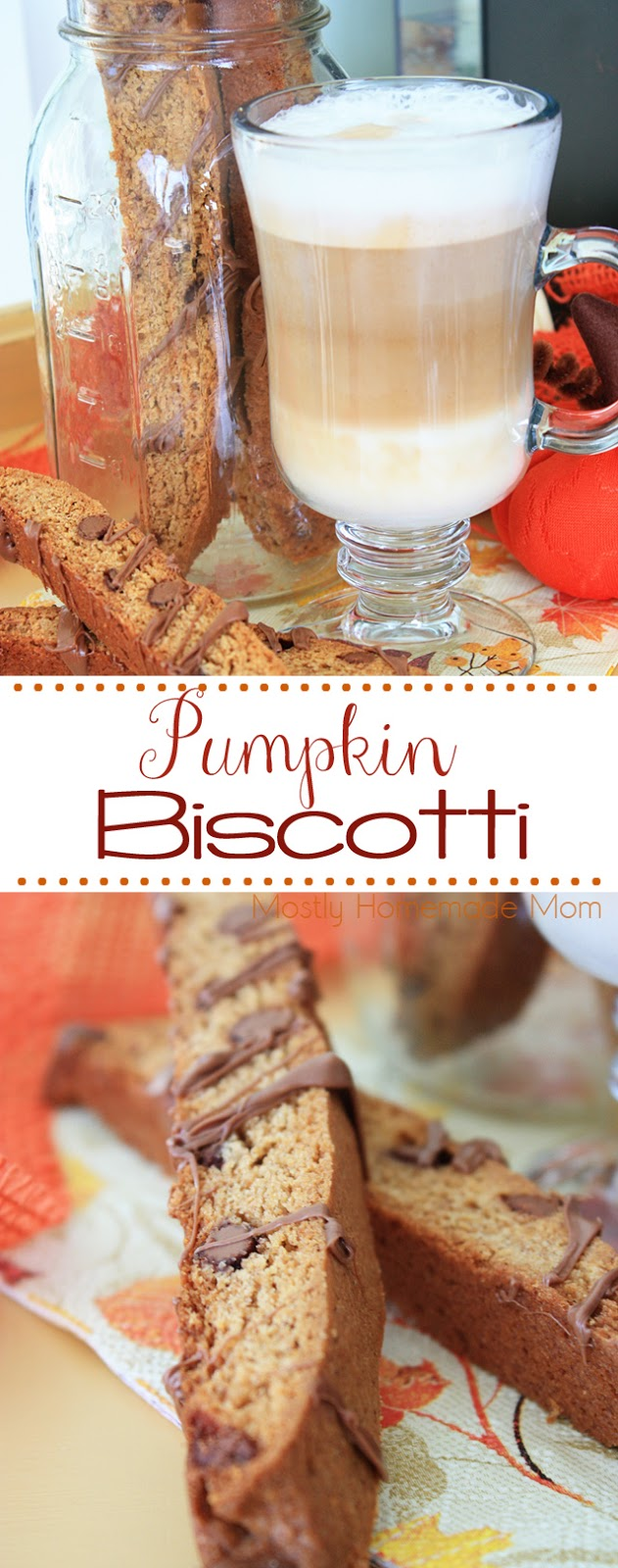 best pumpkin biscotti recipe