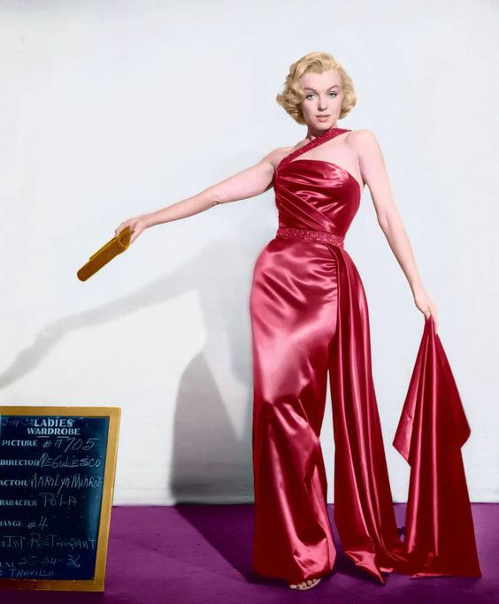 Famous Marilyn Monroe Ball Gown Model - Best Evening Gown ...