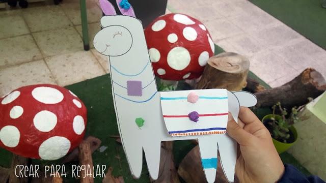 actividades para niños en papel