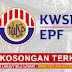 Jawatan Kosong Terkini Kumpulan Wang Simpanan Pekerja (KWSP) Dibuka ~ GAJI RM2,000 - RM2,800 / Mohon Sekarang!