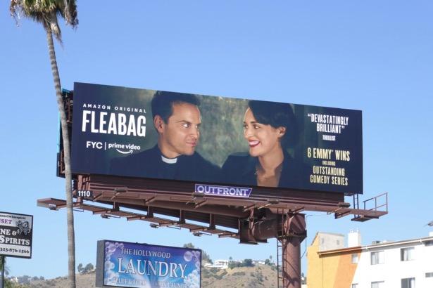 Fleabag season 2 FYC 6 Emmy wins billboard