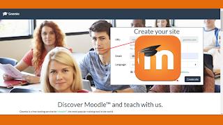 Website Hosting Moodle Gratis GNOMIO