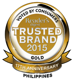 GOLD Trusted Brands Awards