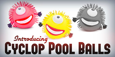 cyclop pool balls china