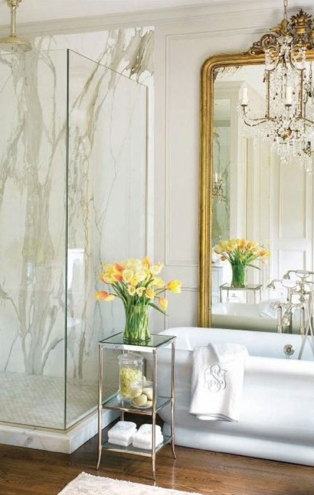 trendy marble bathroom interior design to copy