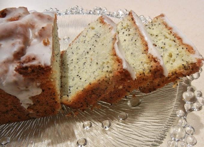 Best Lemon Poppy Seed Cake