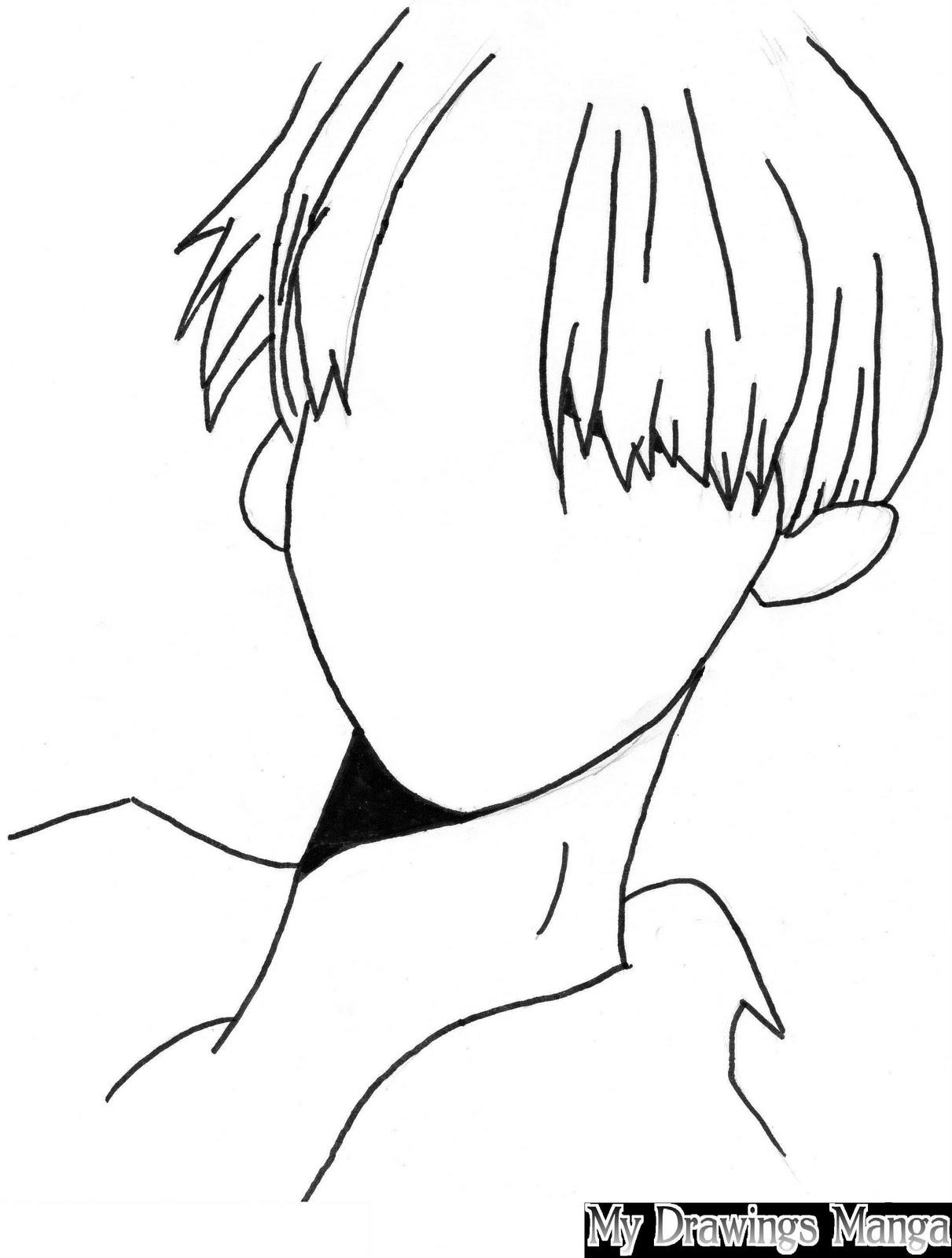 I Miei Disegni Manga Come Disegnare Sanji One Piece