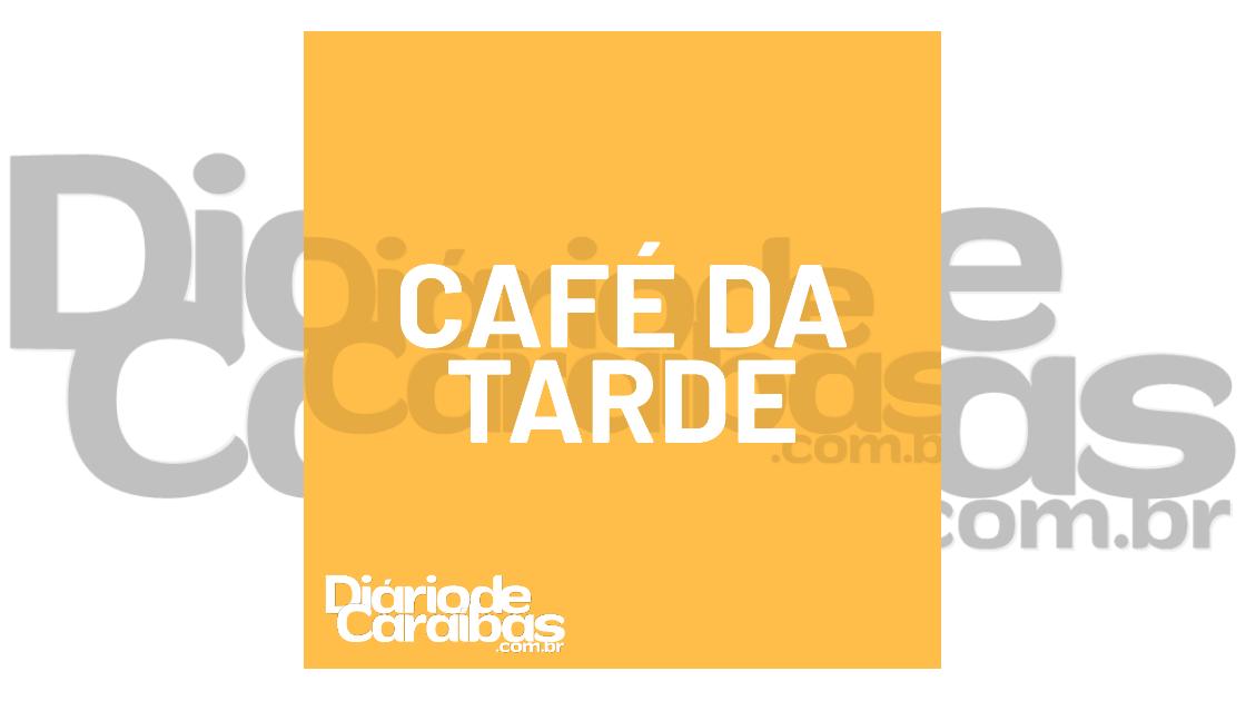 Café da Tarde de 30 de março