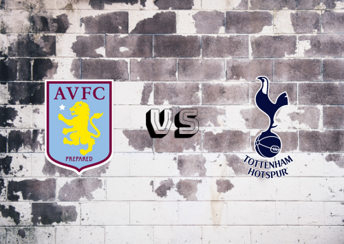 Aston Villa vs Tottenham Hotspur  Resumen y Partido Completo