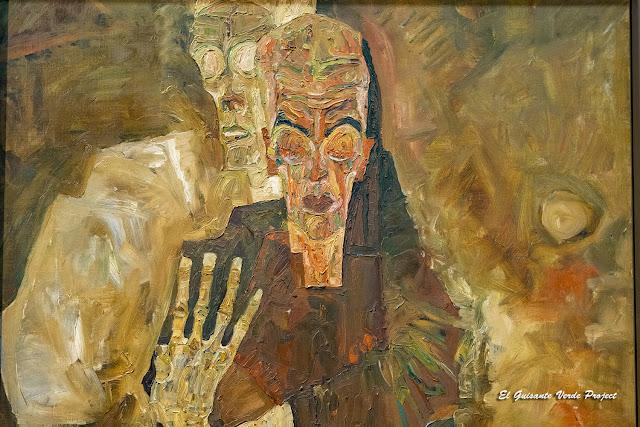 Egon Schiele: Muerte y Hombre II - Leopold Museum, Viena por El Guisante Verde Project