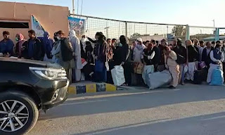 More than 295 people leave from Tufantan Quarantine Centers
