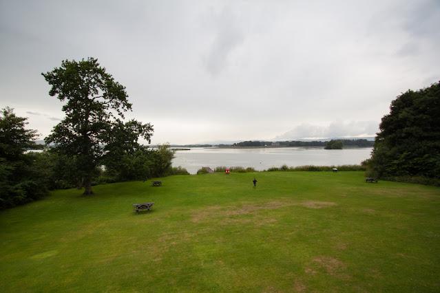 Loch Leven-Castello