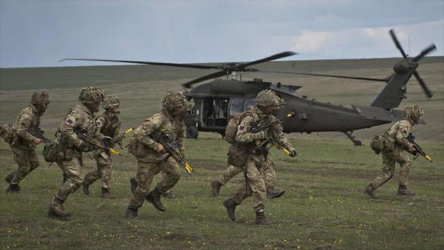 Reino Unido despliega otros 250 soldados en Irak