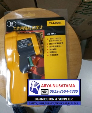 Jual Infrared Thermometer Fluke 62max di Tegal