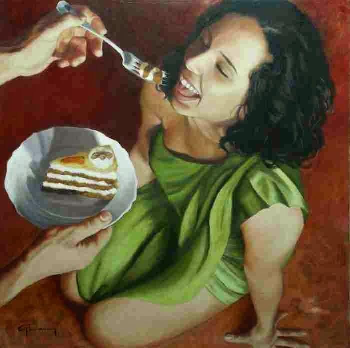 Удовольствие в еде. Galina Dargery