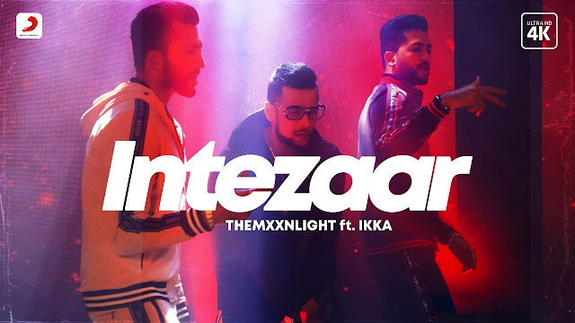Intezaar lryics - THEMXXNLIGHT | Ikka