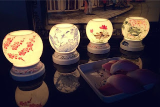 Một biện pháp tránh muỗi hiệu quả khi dùng đèn xông tinh dầu Bát Tràng