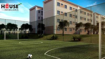 Apartamentos de 02 dormitórios em excelente localização, com plantas bem planejadas ambientes confortáveis, sala de estar e jantar, área de serviço e vaga de garagem.
