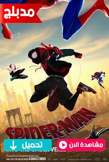 مشاهدة وتحميل فيلم سبايدرمان انتو ذا سبايدر فيرس Spider-Man: into the Spider Verse 2019 مدبلج عربي