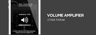 Naikan Volume iPhone Hingga 200% Dengan Tweak Volume Amplifier