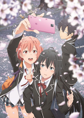 Oregairu Season 3 Key Visual