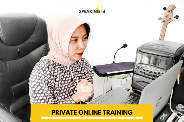 pelatihan public speaking online privat