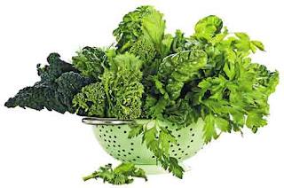 Fat Burning Food-Leafy Greens
