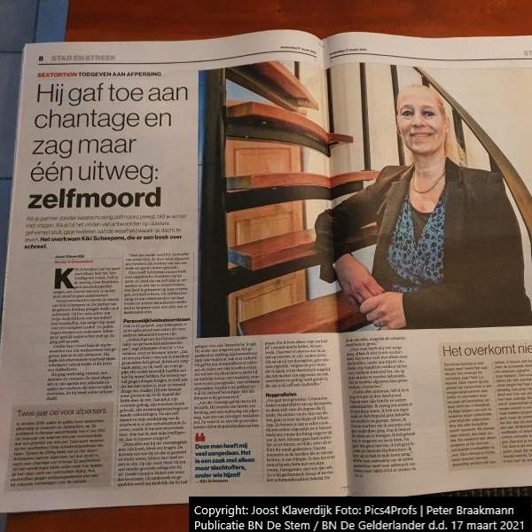 Interview BN De Stem van Joost Klaverdijk
