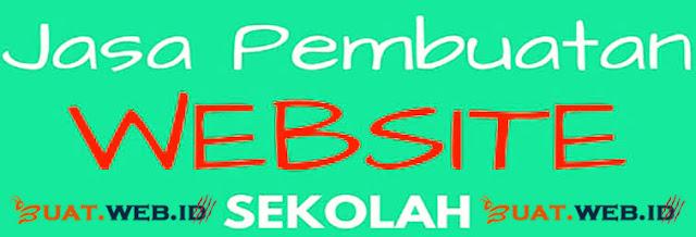 Jasa Pembuatan Website Sekolah, Madrasah, Universitas, Lembaga Pendidikan
