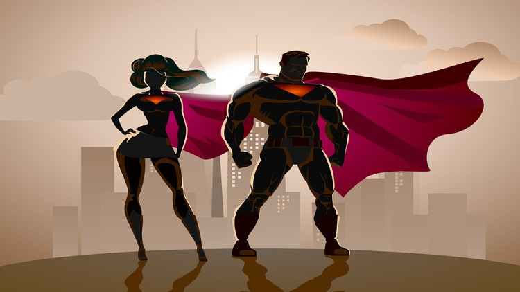 Ruby On Rails: Superhero Generator - Udemy course