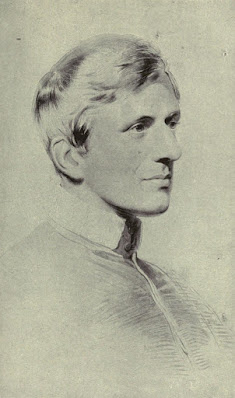 John Henry Newman by George Richmond (1844)