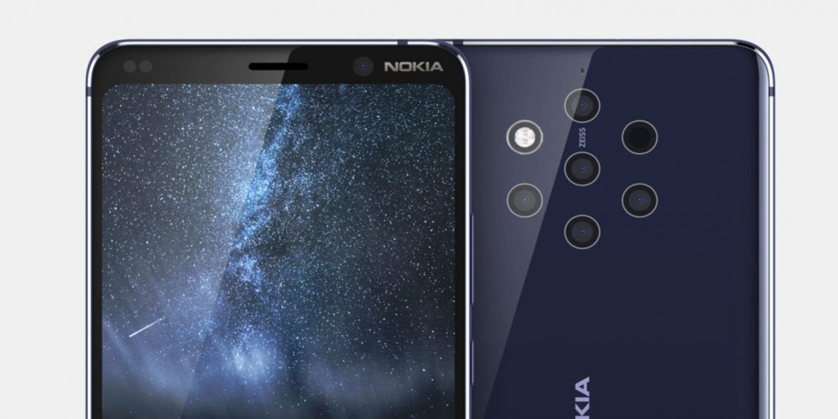 HMD Global Nokia 2019