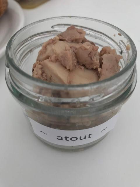 Atout, cod liver