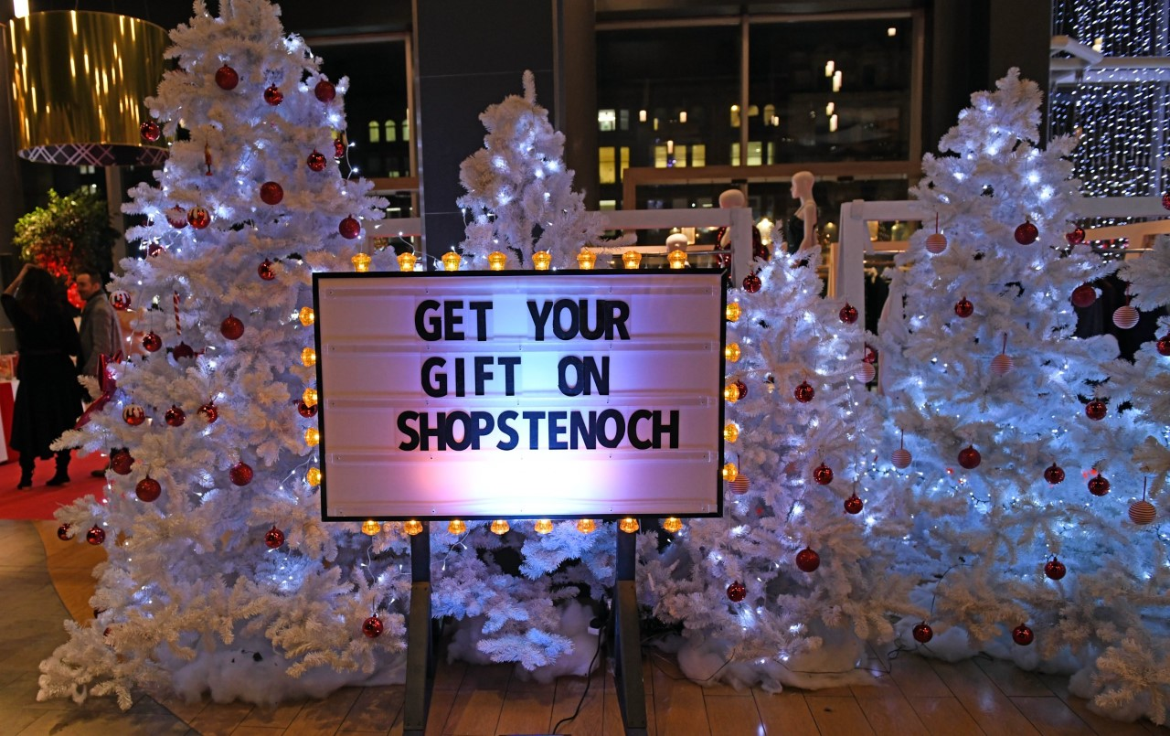 Get Your Gift On with St. Enoch Centre