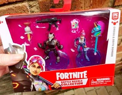 Cu Fortnite Battle Royale Duo Pack