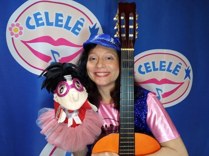 Celelê promove arte e inclusão com Musicoterapia